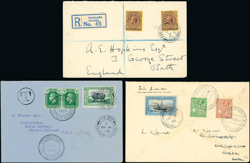 Historic Sales Summary - Grosvenor Philatelic Auctions