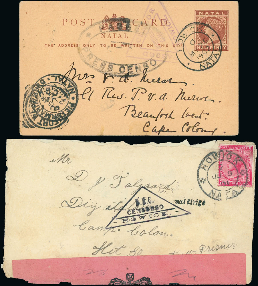 Stamp Auction - british empire and foreign countries South