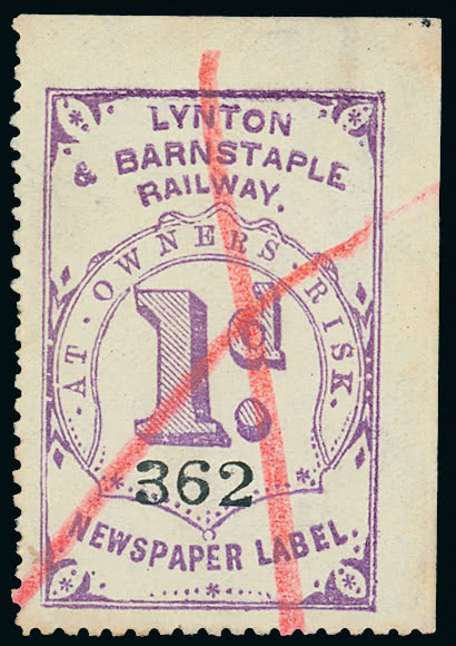Other British Stamps Stamps Gb Great Western Society Railway Stamp Sheetlet Overprinted Specimen